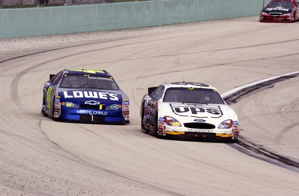 2002 NASCAR Miami, USA November 14-17,2002,