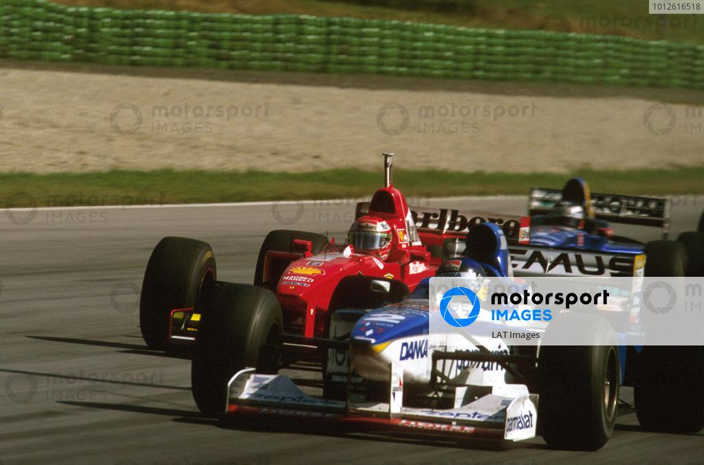 1997 Austrian Grand Prix.