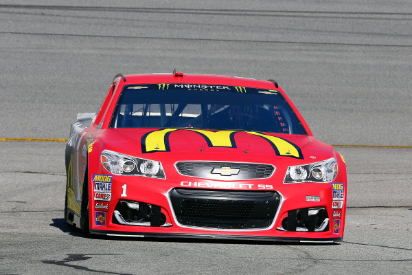 Monster Energy NASCAR Cup Series Federated Auto Parts 400 Richmond Raceway, Richmond, VA USA Friday 8 September 2017 Jamie McMurray, Chip Ganassi Racing, McDonald's Chevrolet SS World Copyright: Russell LaBounty LAT Images