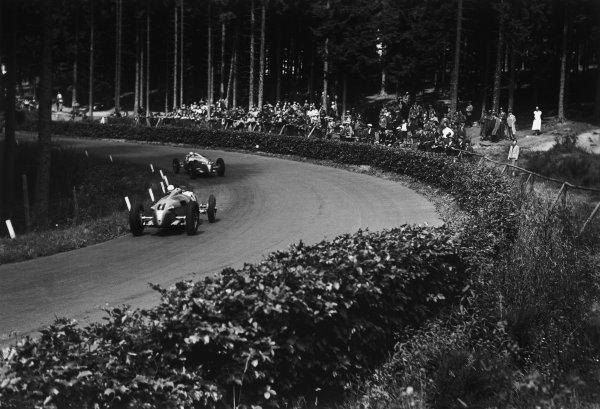 Nurburgring, Germany. 25 July 1937.