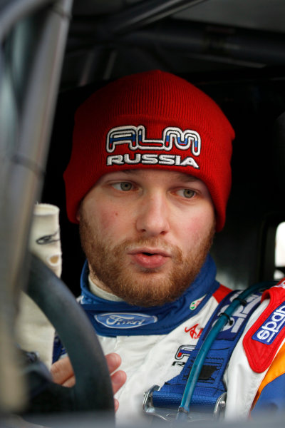 Round 13 Wales Rally GB. 10th-13th November 2011.Evgeny Novikov, Ford WRC, Portait.Worldwide Copyright: McKlein/LAT
