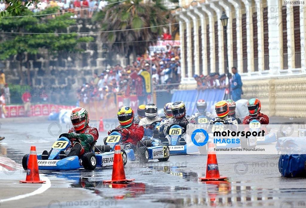 Formula Smiles Foundation Karting