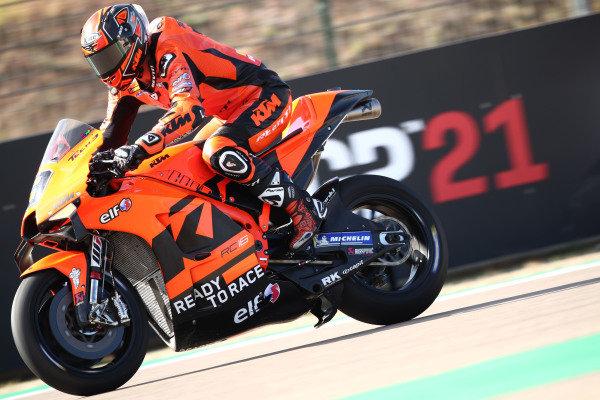 Danilo Petrucci, KTM Tech3.