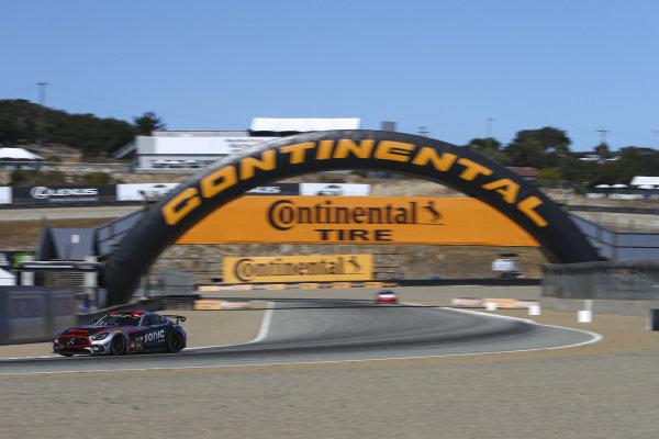 #57 Winward Racing / HTP Motorsport, Mercedes-AMG, GS: Bryce Ward, Christian Hohenadel