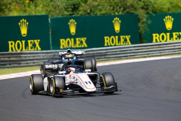 HUNGARORING, HUNGARY - AUGUST 03: Callum Ilott (GBR, SAUBER JUNIOR TEAM BY CHAROUZ) during the Hungaroring at Hungaroring on August 03, 2019 in Hungaroring, Hungary. (Photo by Joe Portlock / LAT Images / FIA F2 Championship)