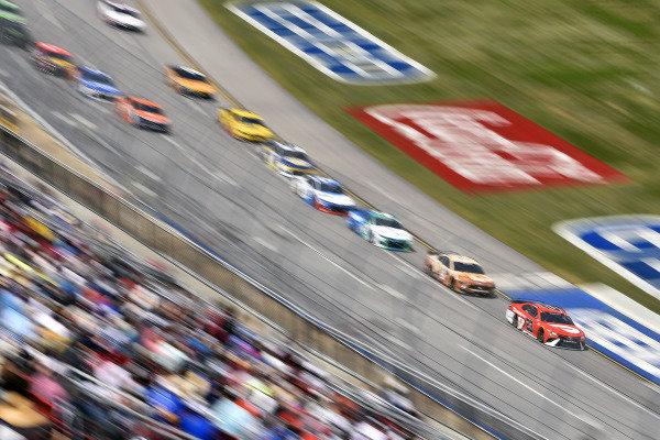 #23: Bubba Wallace, 23XI Racing, Toyota Camry DoorDash