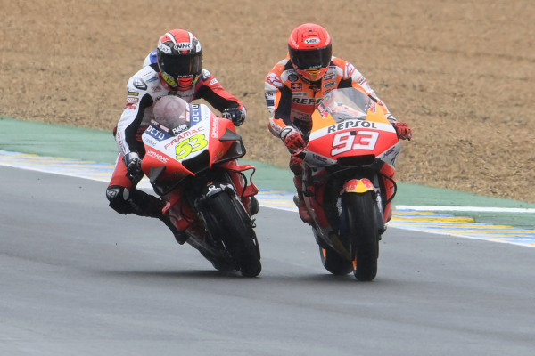 Marc Marquez, Repsol Honda Team, Tito Rabat, Pramac Racing.