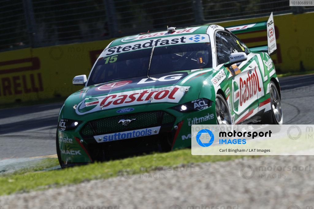 Rick Kelly, Kelly Racing Ford