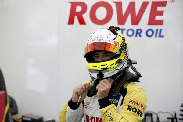 Timo Glock, ROWE Racing.