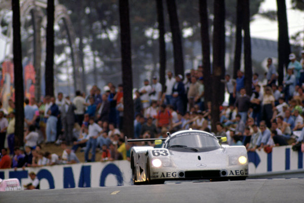 1989 Le Mans 24 Hours