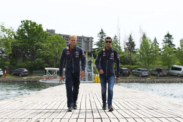Daniel Ricciardo (AUS) Red Bull Racing at Formula One World Championship, Rd7, Canadian Grand Prix, Race, Montreal, Canada, Sunday 7 June 2015.