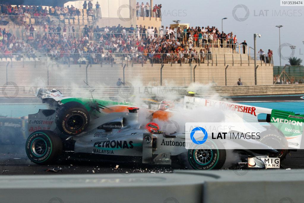2010 Abu Dhabi Grand Prix - Sunday