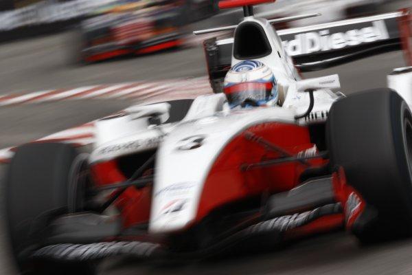 2008 GP2 Series. Round 3. Saturday Race. Monte-Carlo, Monaco. 24th May 2008.Luca Filippi (ITA, ART Grand Prix). Action. World Copyright: Andrew Ferraro/GP2 Series Media Service.ref:__H0Y6258 jpg