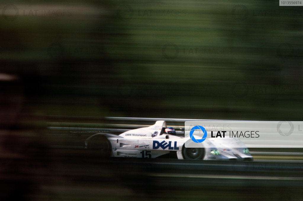 Le Mans, France. 12th - 13th June 1999.