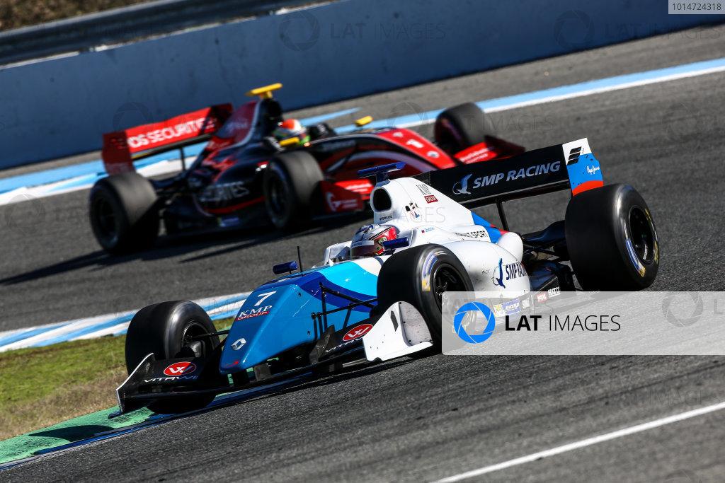 Round 8 - Jerez, Spain