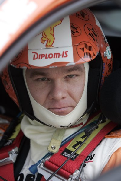 2007 FIA World Rally ChampionshipRound 4Rally Mexico 20078th-11th March 2007Henning Solberg, Ford, Portrait.Worldwide Copyright: McKlein/LAT