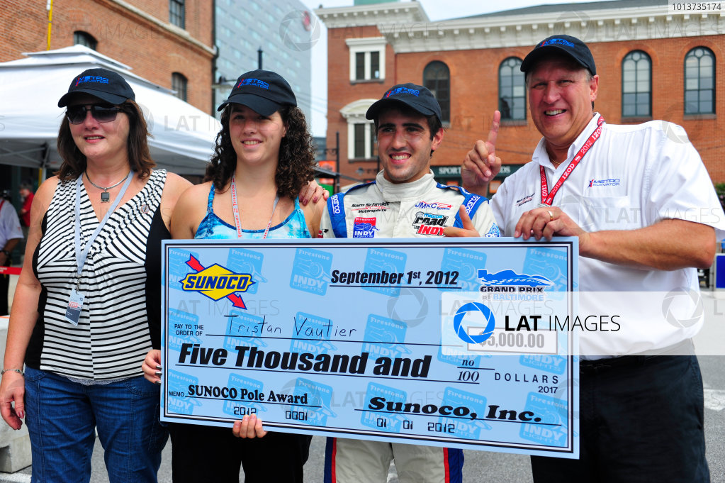 31 August - 2 September, 2012, Baltimore, Maryland USA