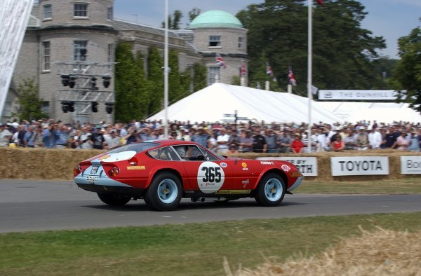 1972 Ferrari 365 GTB/4 Daytona LM.