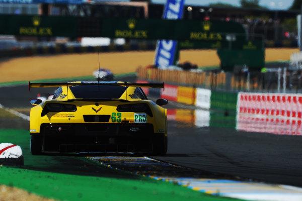#63 Corvette Racing, Chevrolet Corvette C7.R - Jan Magnussen, Antonio Garcia, Mike Rockenfeller