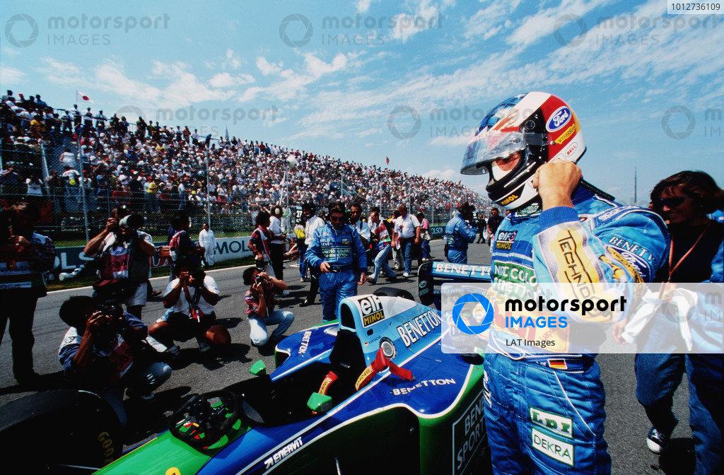 1994 Canadian Grand Prix.