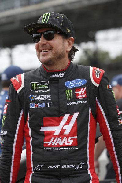 #41: Kurt Busch, Stewart-Haas Racing, Ford Fusion Haas Automation/Monster Energy