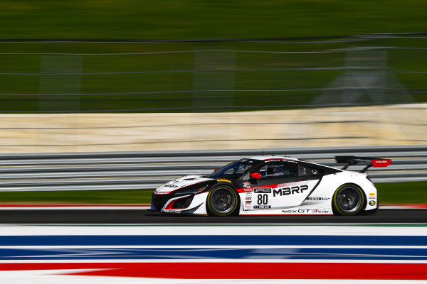 #80 GT3 Pro-Am, Racers Edge Motorsports, Martin Barkey, Kyle Marcelli, Acura NSX GT3