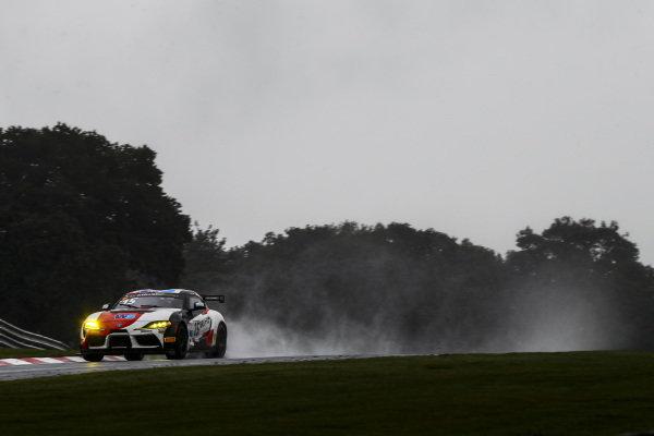 #15 Jamie Caroline / John Ferguson - Toyota Gazoo Racing UK Toyota GR Supra GT4