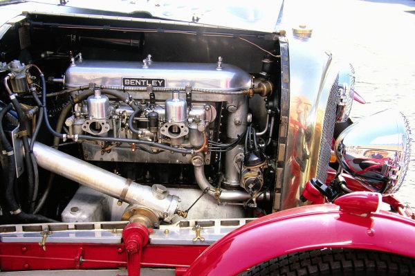 Bentley 3-litre Sport Red Label, 1924. Dreieich, Germany.