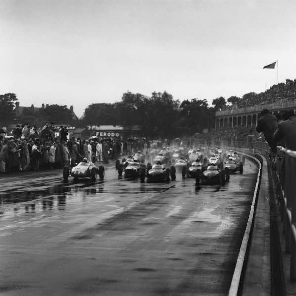 Aintree, Great Britain. 13th - 15th July 1961.