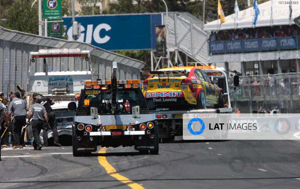 Gold Coast Street Circuit, Surfers Paradise.