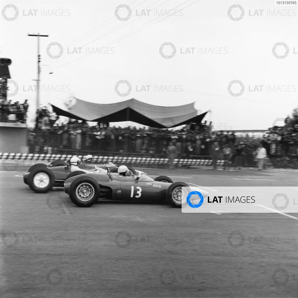 1963 Mexican Grand Prix.