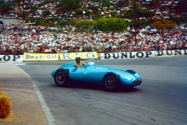 1956 Monaco Grand Prix.