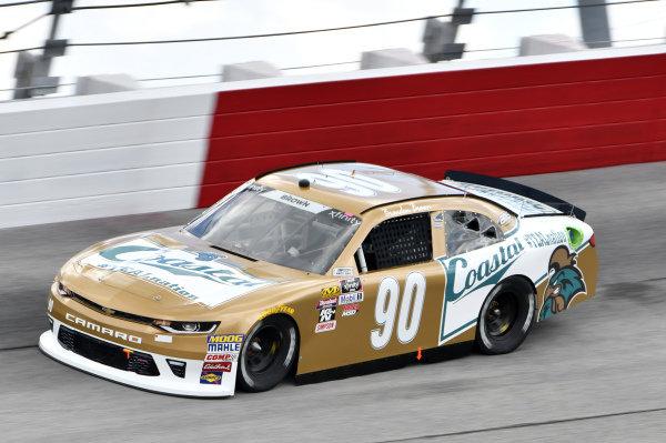 #90: Brandon Brown, DGM Racing, Chevrolet Camaro Coastal Carolina University