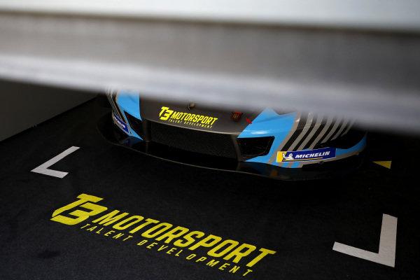Esteban Muth, T3-Motorsport Lamborghini Huracan Evo GT3.