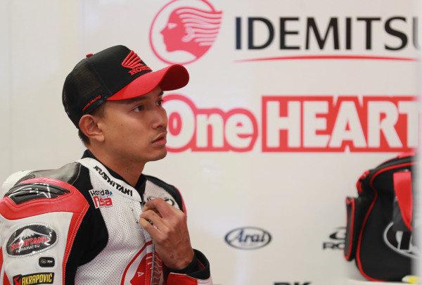 Ekky Pratama, Moto2, French MotoGP 2019