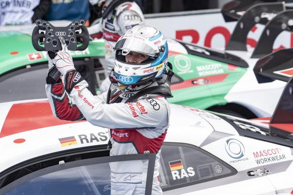 René Rast, Audi Sport Team Rosberg