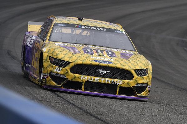 #12: Ryan Blaney, Team Penske, Ford Mustang BodyArmor