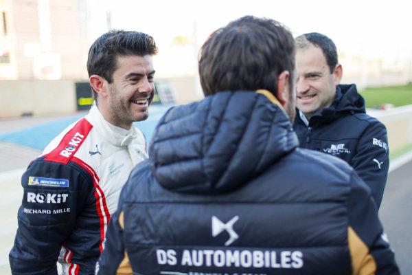 Norman Nato (FRA), Rookie Test Driver for Venturi