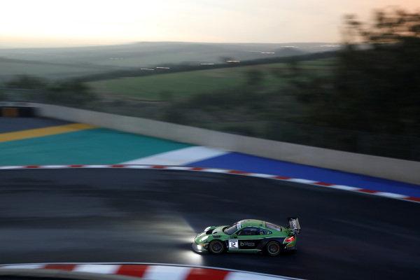 #12 Dinamic Motorsport Porsche 911 GT3 R: Laurens Vanthoor, Earl Bamber, Matt Campbell.