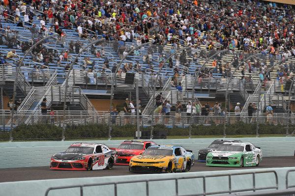 #20: Christopher Bell, Joe Gibbs Racing, Toyota Supra Rheem-Watts and #9: Noah Gragson, JR Motorsports, Chevrolet Camaro PUBG MOBILE
