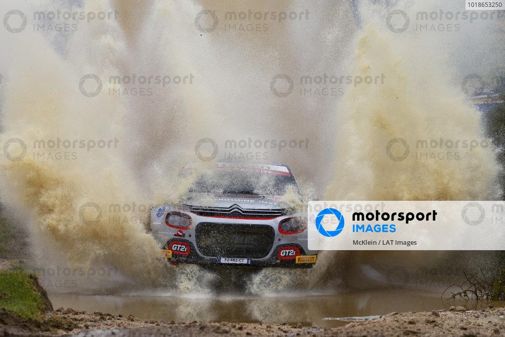 Yohan Rossel (FRA), PH Sport, Citroën C3 Rally2