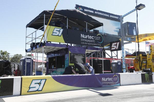 #51: Cody Ware, Petty Ware Racing, Chevrolet Camaro