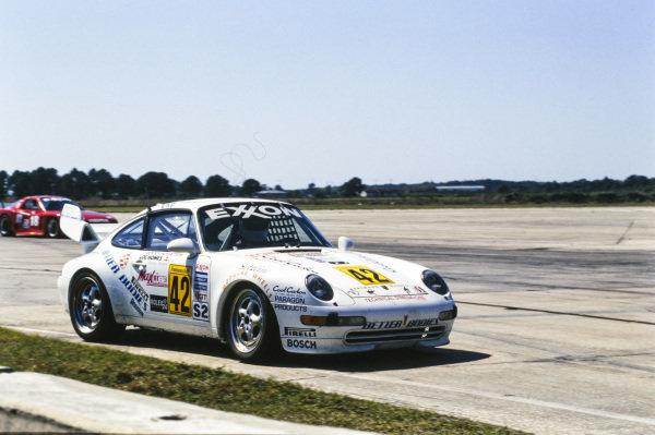 Jarett Freeman / Simon Gregg / Max Schmidt, Porsche 993 Cup.