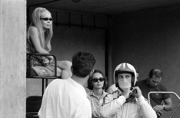 Chris Amon.