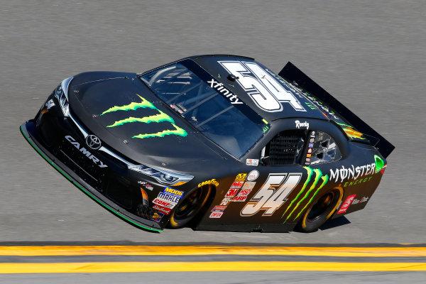 20-21 February, 2015, Daytona Beach, Florida USA Kyle Busch, Monster Energy Toyota Camry ?2015, Russell LaBounty LAT Photo USA