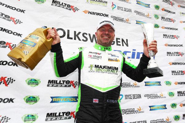 Simon Tomlinson Allumy Motorsport Volkswagen Golf