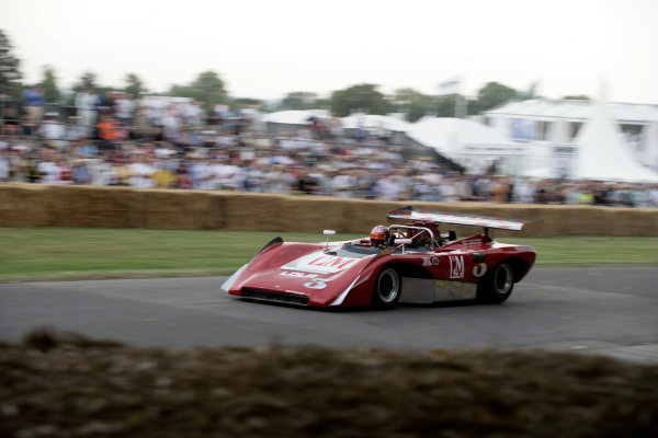 2005 Goodwood Festival of SpeedGoodwood Estate, West Sussex. 24th - 26th June Lola Chevrolet T222. Action World Copyright: Gary Hawkins/LAT Photographicref: Digital Image Only