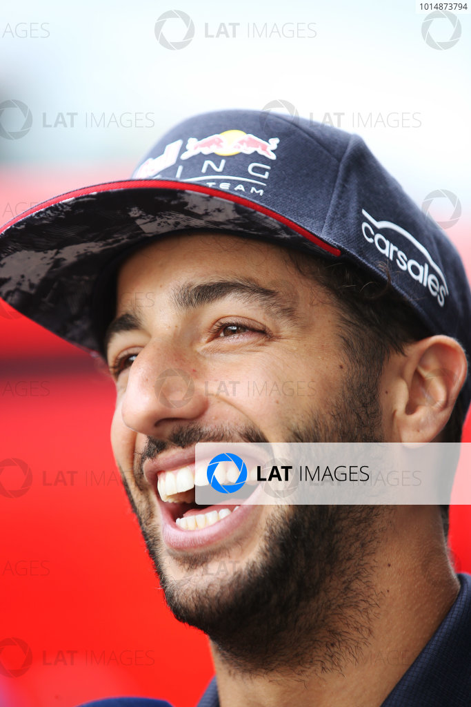 8906a7313fa Round 9 - Austrian Grand Prix Photo