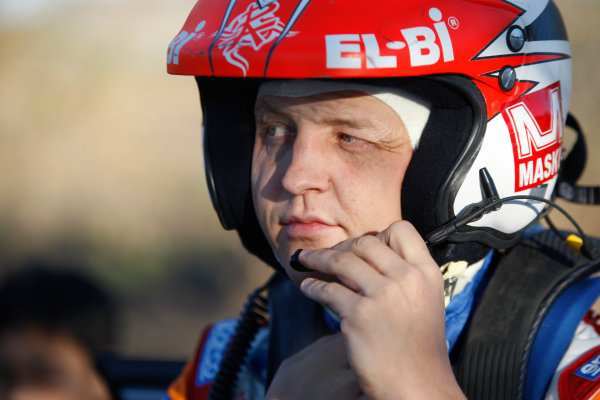 Round 2, Rally of Mexico, 3rd-6th March 2011Miko Hirvonen, Ford Fiesta RS WRC, Portrait, Worldwide Copyright: McKlein/LAT