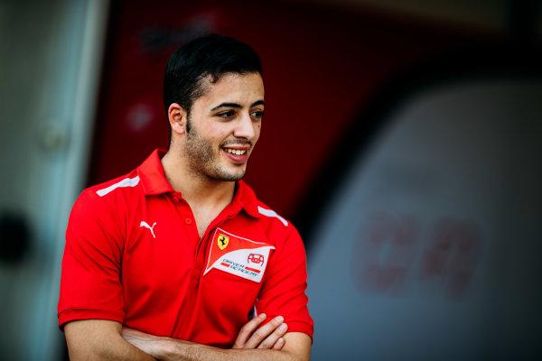 Antonio Fuoco (ITA, Charouz Racing System)